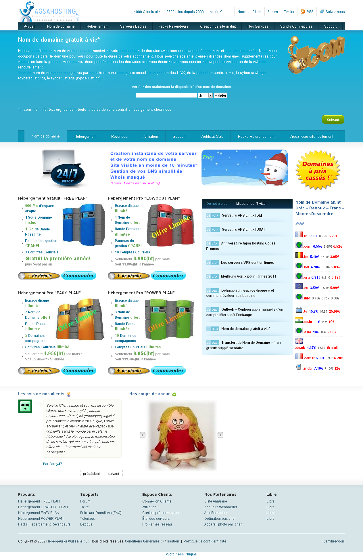 Test achat sites de rencontre